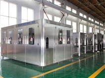 灌裝設備廠家全自動不鏽鋼瓶裝飲料灌裝機生產線