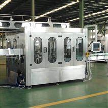 不銹鋼三合一全自動果汁灌裝生產線