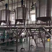 常温奶纯牛奶生产线
