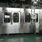 苏打水灌装机生产线