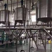果酒灌装机生产线