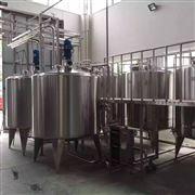 成套果汁饮料生产线工艺介绍
