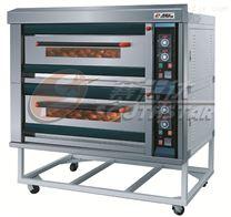 一层二盘燃气烤箱
