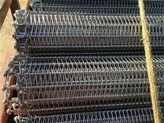 螺旋单冻机网链生产厂家