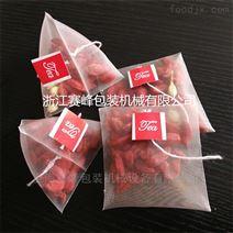 花草组合茶三角袋包装机