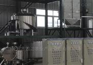 大型馬鈴薯淀粉加工設備生產線