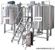 全自动发酵罐的控制点