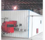 燃气燃油热风炉