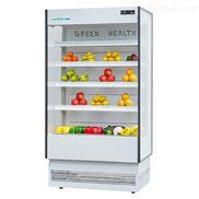 超市便利店风幕柜水果保鲜冷藏柜饮料陈列柜