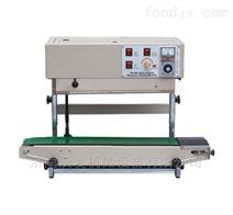 食品袋充氮气封口机-烟台鑫沃发机械