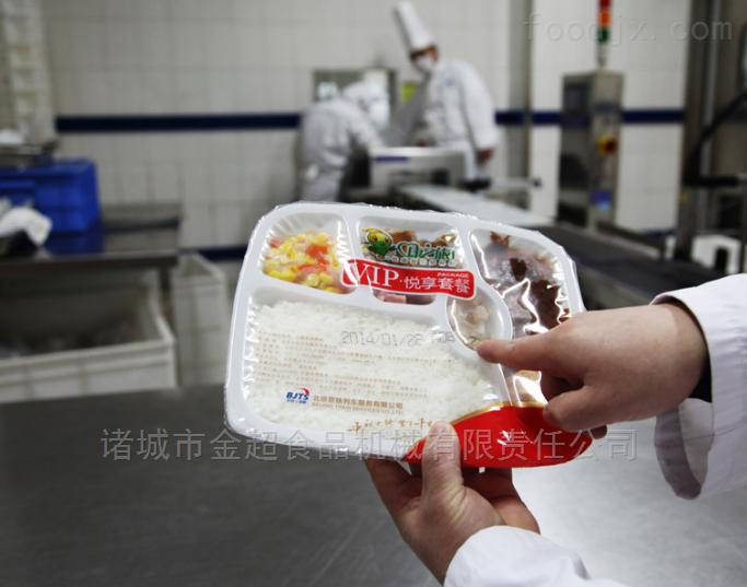自动快餐盒饭封口机生产厂家