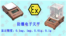 200g/0.1mg防爆電子天平