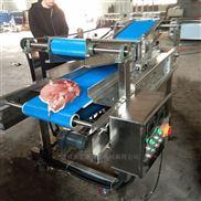 大块牛肉多层切片机 平行式输送切割