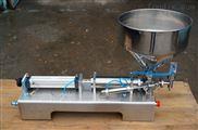 合肥wfjx单头膏体灌装机型号 WF-DG