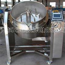 加工定制可倾式燃气下搅拌夹层锅