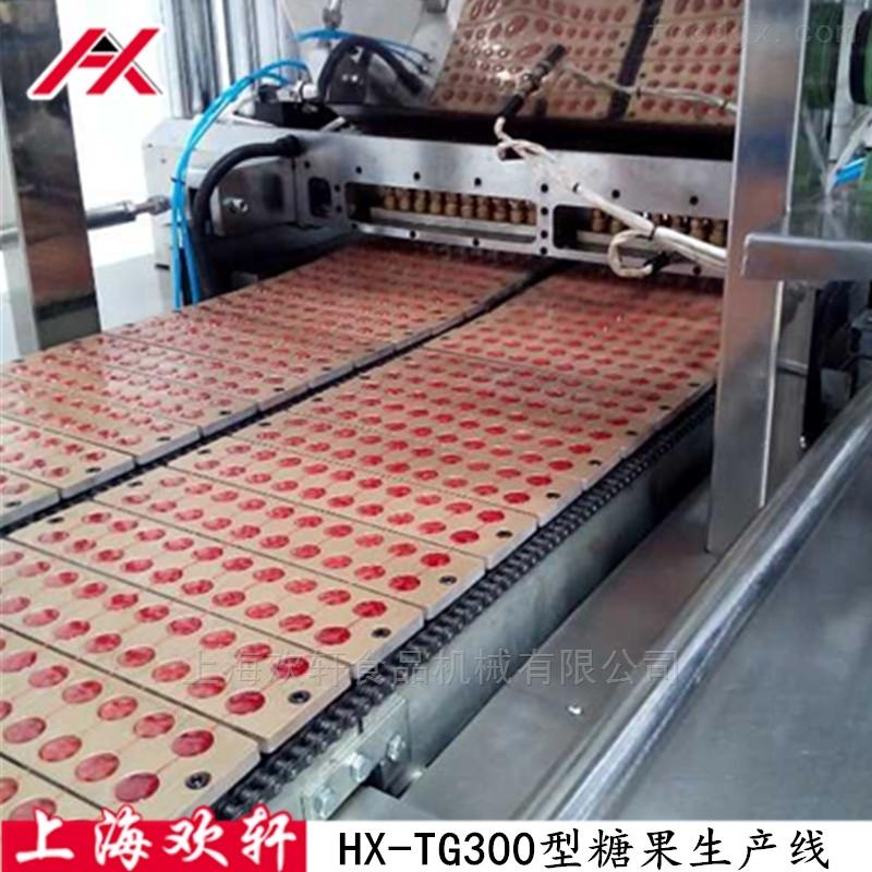 花式糖果生产线