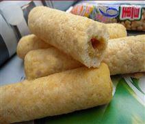 鹤壁市夹心米果膨化机台湾米饼生产设备