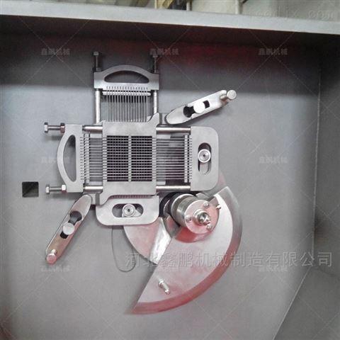 全自动红枣350型冻肉切丁机图片