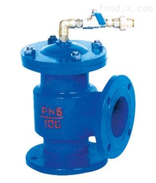 小型多用途液压水位控制阀