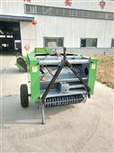牵引式小麦秸秆打捆机圣隆机械厂制造