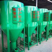 饲料机立式饲料搅拌500公斤1000公斤粉碎机混合鸡猪饲料一体机