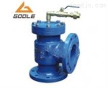H142X液压水位控制�排泥阀