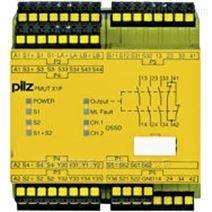 德国皮尔兹pilz继电器PNOZS 4原装进口