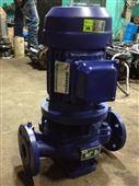 ISG立式离心泵增压泵不锈钢304管道泵