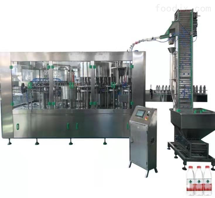 瓶装水三合一体灌装生产厂家批发价格