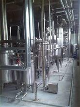 small桑果酒生产线设备