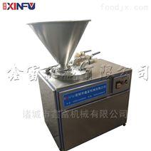 厂家直销香肠气动定量扭结灌肠机