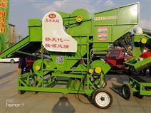 花生摘果机 高效收货机械花生脱果机定制