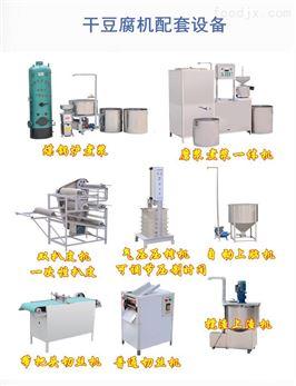 天鑫全自动豆腐皮机仿手工千张百叶设备厂家