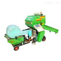 蘭溪市 青儲飼料裹包機 玉米秸稈青貯打捆機
