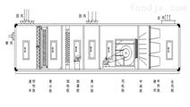 组合式空调机组流程图