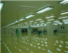 太阳能电池板生产车间