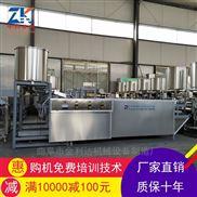 时产300斤豆腐皮机,中科大型千张皮生产线