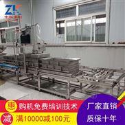 舟山豆腐皮机,大型千张生产线设备多少钱