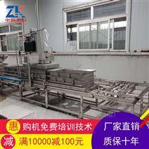 舟山豆腐皮機,大型千張生產線設備多少錢