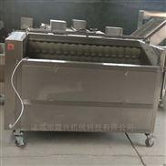 红薯清洗去皮机 多功能洗薯机