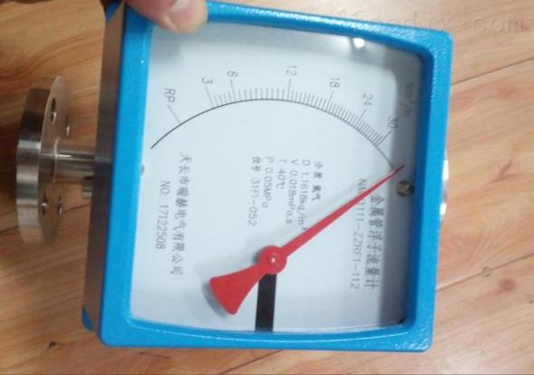 金属转子流量计