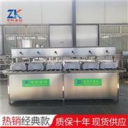 中科圣创哈尔滨全自动豆腐设备生产流水线