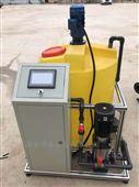 智能全自动施肥机自动反冲洗叠片过滤器