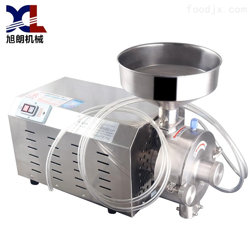 佛山酱油厂低温磨粉机 大豆研磨机