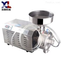 佛山酱油厂专用低温磨粉机 大豆研磨机