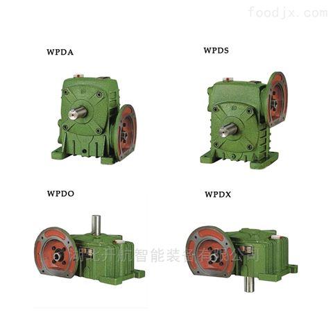 蜗轮蜗杆减速机产品图片