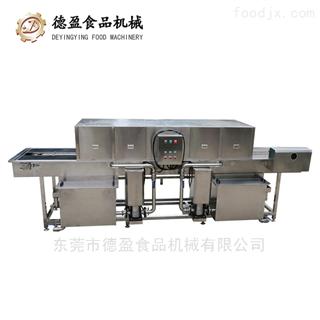 DYXK-4000蔬菜框隧道式胶框洗框机