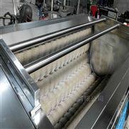 玉米软包刷清洗机