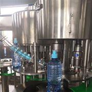 小瓶装矿泉水三合一灌装机