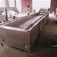 豇豆高压喷淋清洗机全自动净菜加工设备